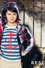 bluza Reserved w kratk� - kolekcja wiosenno/letnia