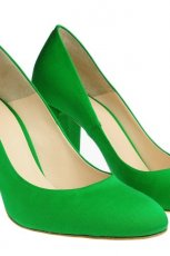zielone cz�enka Simple fluo - wiosna/lato 2012