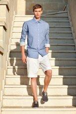 niebieska koszula Tatuum - moda 2012