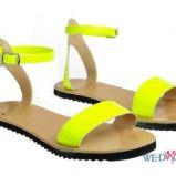 foto 1 - Wygodne płaskie sandałki