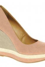 pantofle Asos pastelowe - wiosna-lato 2012