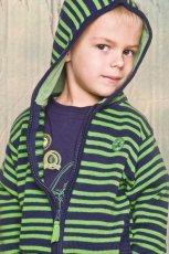 sweter Coccodrillo w paski - z kolekcji wiosna-lato 2012
