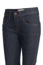 granatowe spodnie KappAhl rurki - kolekcja wiosenno/letnia
