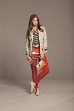 czerwone spodnie Orsay - wiosna/lato 2012