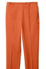 pomara�czowe spodnie H&M - wiosna/lato 2012