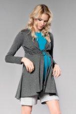 szary sweter wi�zany - 2012