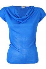 niebieska bluzka Solar - wiosna-lato 2012