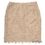 foto 3 - Koronkowe spódnice- Hit na wiosnę i lato 2012