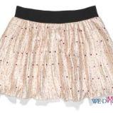 foto 3 - Plisowane spódnice - moda na wiosnę i lato 2012