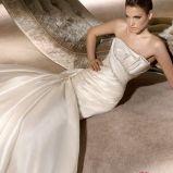 ecru suknia �lubna San Patrick syrenka - 2012