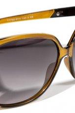 musztardowe okulary przeciws�oneczne Reserved - trendy wiosna-lato