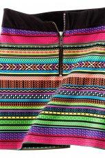 kolorowa bluzka Orsay we wzory - wiosna/lato 2012