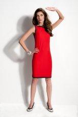 czerwona sukienka Anataka - kolekcja na lato