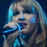 foto 1 - Agnieszka Chylińska w blond włosach