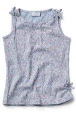 szary bluzeczka Geox w ��czk� - wiosna/lato 2012