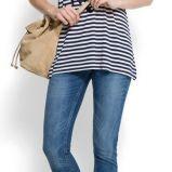 foto 2 - Dżinsy z prostymi nogawkami
