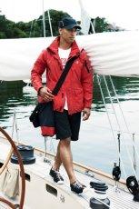 czerwona kurtka Timberland - z kolekcji wiosna-lato 2012