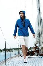 niebieska kurtka Timberland z kapturem - wiosna/lato 2012