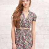 foto 3 - Sukienki z krótkim rękawem na lato 2012