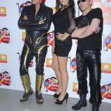 Micha� Wi�niewski, Justyna Panfilewicz, Jacek ��gwa - Sopot Top Trendy 2012