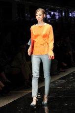 pomara�czowa bluzka Simple - jesie�/zima 2012/2013