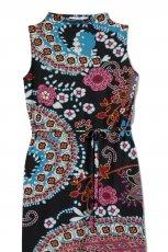 pomara�czowa sukienka Orsay - wiosna/lato 2012