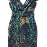 sukienka DanHen we wzory - wiosna/lato 2012