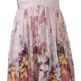 sukienka Solar w kwiaty - wiosna/lato 2012