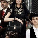 foto 1 - Dolce&Gabbana - kampania na sezon jesień-zima 2012/2013