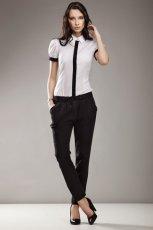 czarne spodnie Nife - wiosna/lato 2012