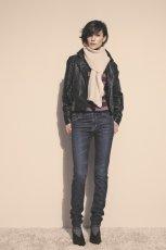 czarna kurtka InWear ramoneska - jesie� 2012