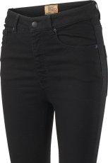 czarne spodnie KappAhl rurki - jesie�-zima 2012/2013