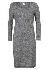 popielata sukienka InWear dopasowana - jesie�/zima 2012/2013
