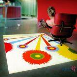 foto 2 - Designerskie dywany do wnętrz