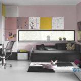 foto 2 - Pomysły na aranżację pokoju dziecięcgo i młodzieżowego od Vox