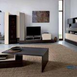 Aran�acja salonu w stylu nowoczesnym