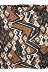 kolczyki River Island w etniczne wzory - 2012