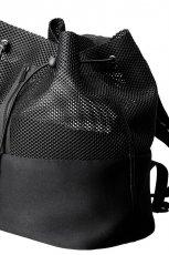 czarna torebka H&M - jesie�-zima 2012/2013