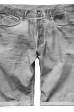 szare spodnie H&M podwijane - lato 2012