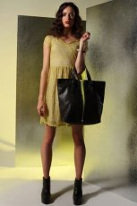 koronkowa sukienka DanHen - jesie� 2012