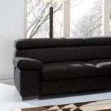 czarna sofa do nowoczesnych wn�trz