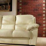 sk�rzana sofa Bizzarto - nowoczesne wn�trza