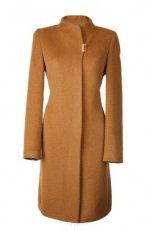 pi�kny p�aszcz Aryton w kolorze musztardowym - moda damska jesie�-zima 2012/2013