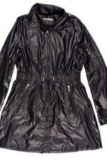 pi�kny p�aszczyk Aryton w kolorze czarnym - moda damska jesie�-zima 2012/2013