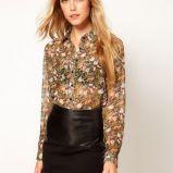 foto 2 - Ubrania i dodatki w kwiatowy deseń