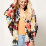foto 3 - Ubrania i dodatki w kwiatowy deseń