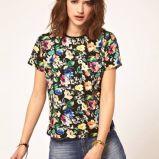 foto 4 - Ubrania i dodatki w kwiatowy deseń