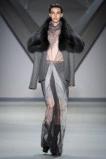 p�aszcz Vera Wang z ko�nierzem   moda jesienne