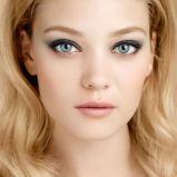 Zielony makija� oczu Clarins trendy jesienne