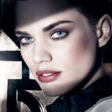 Naturalny, br�zowy makija� Laura Mercier moda 2012